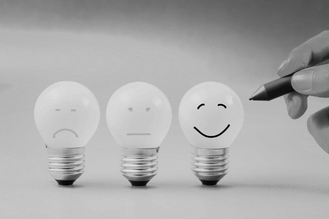 Glühbirnen, Mitarbeitergespräch