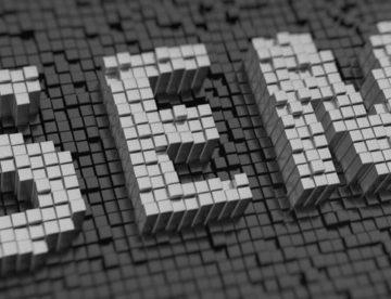 Buchstaben SEM für Search Engine Marketing - SEM ist Teil des Kanzleimarketing