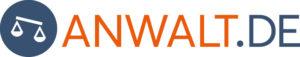 Logo anwalt.de Anwaltssuchdiesnt im Kanzleimarketing-Umfeld