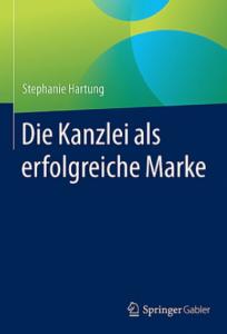 Buchcover Die Kanzlei als erfolgreiche Marke