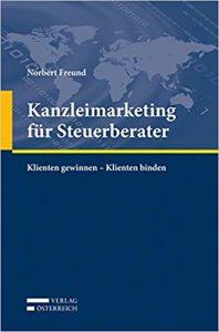 Buchcover Kanzleimarketing für Steuerberater