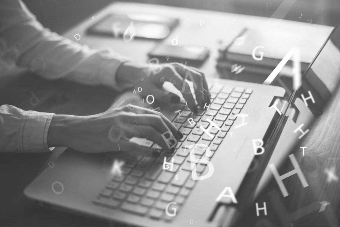 Schreiben, Laptop, Mitarbeiter