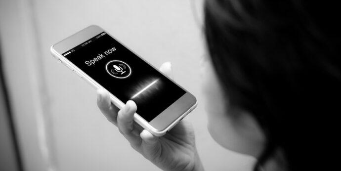Sprachsuche und Spracheingabe beim Smartphone