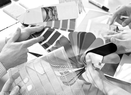 Farbgestaltung, Design, Marketing