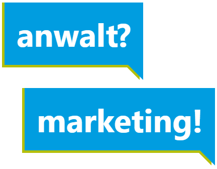 Screenshot Website anwalts.marketing - Agentur für Kanzleimarketing
