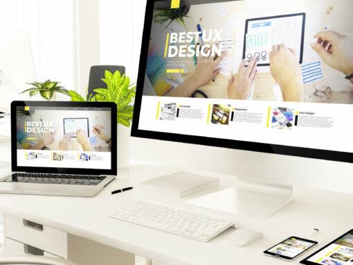 Webdesign, Agenturen für Kanzleimarketing