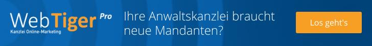 webTiger Pro Bannerwerbung